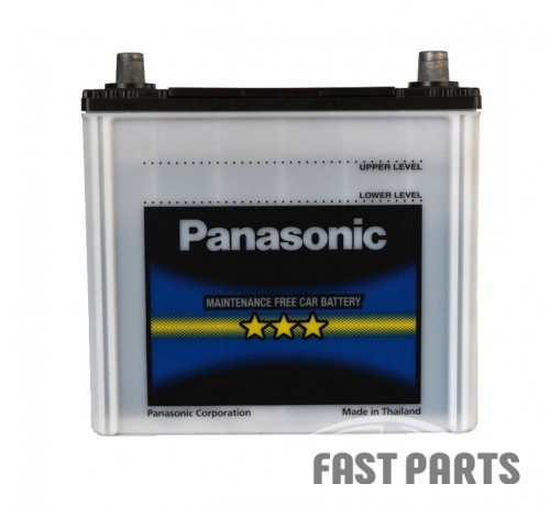 Аккумулятор Panasonic (80D26L-FH) 6CT-70Ah JR+ 595A (EN)