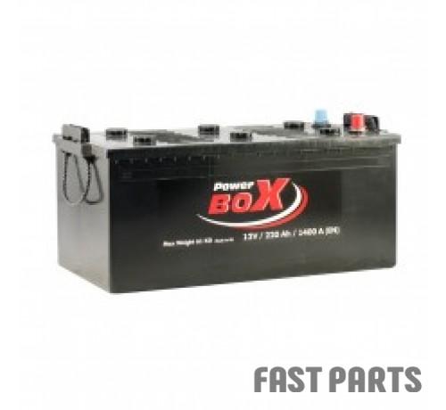 Аккумулятор PowerBox 220 Аh/1400A 12V А1 (3)
