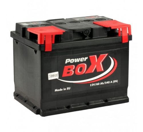 Аккумулятор PowerBox 60 Аh/540A 12V А1 (0)