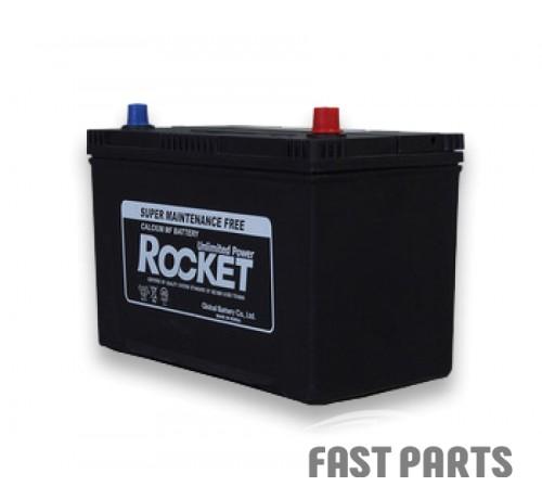 Аккумулятор Rocket (SMF NX120-7L) 90Ah JR+ 730A (EN), шт