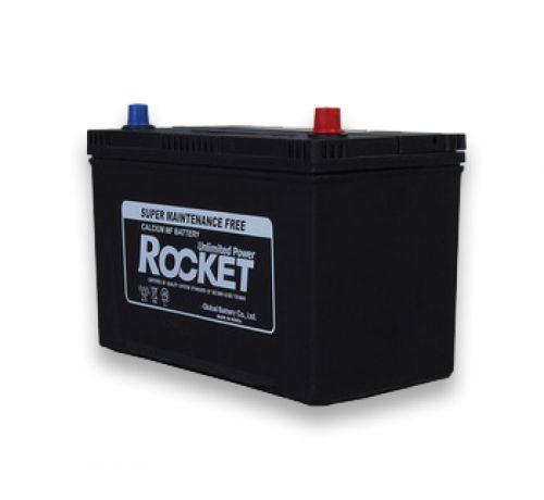 Аккумулятор Rocket (SMF NX120-7) 90Ah JL+ 730A (EN), шт