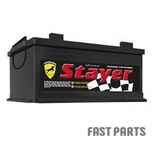 Аккумулятор Stayer 140Аh/1000A 12V А1 Stayer Black