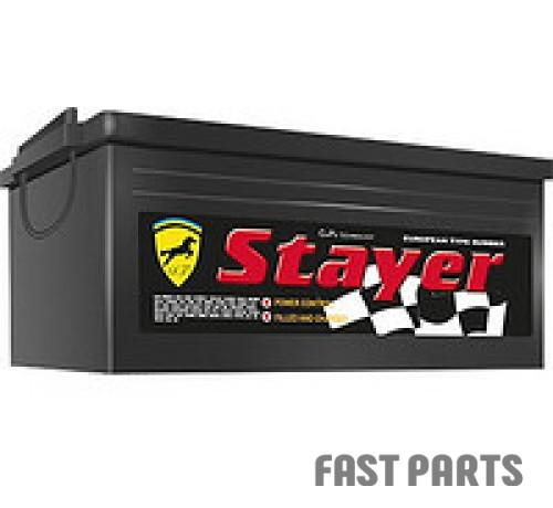Аккумулятор Stayer 190Аh/1250A 12V А1 Black (узкий)