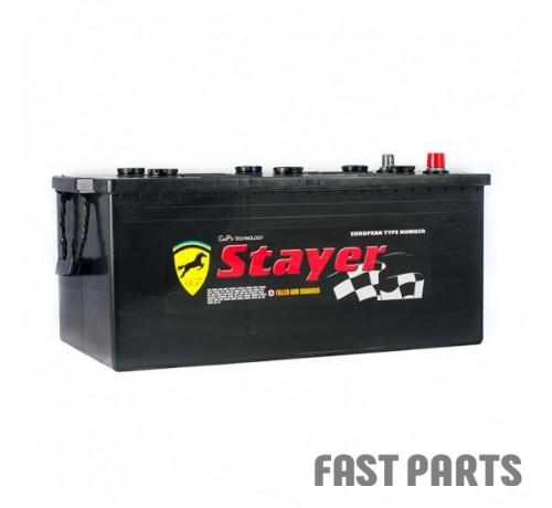 Аккумулятор Stayer 200Аh/1400А 12V А1 Black