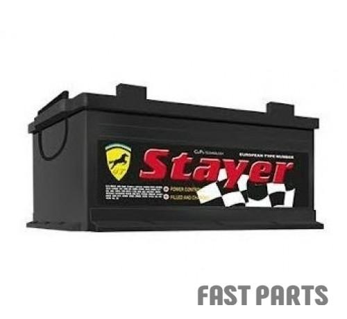 Аккумулятор Stayer 225Аh/1500А 12V А1 Black