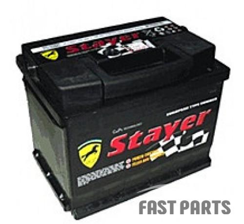 Аккумулятор Stayer 50 Аh/420А 12V А1 Black (0)