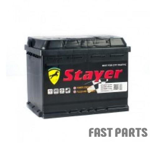 Аккумулятор Stayer 77 Аh/720А 12V А1 Euro Black (0)
