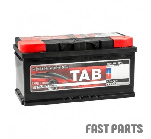 Аккумулятор TAB Magic 100 Ah/900А 12V (0) Euro (Низкий)