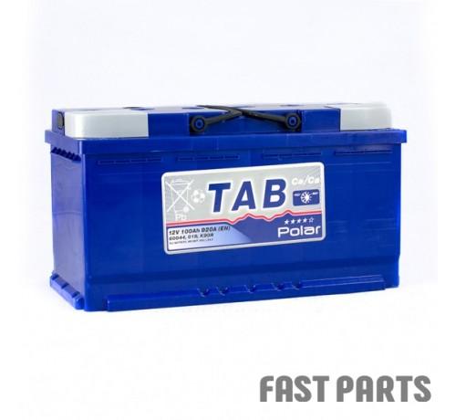 Аккумулятор TAB Polar Blue 100 Ah/920А 12V (0) Euro