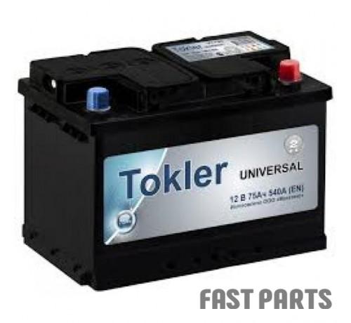 Аккумулятор TOKLER 6CT-60Ah (1)