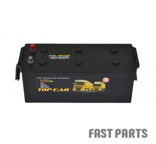 Аккумулятор TOP CAR PREMIUM 6CT-140Ah (3)