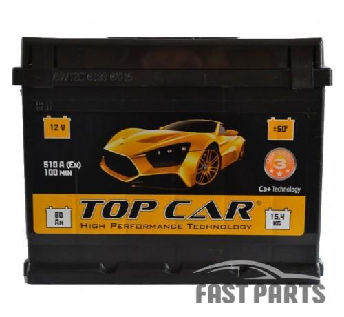 Аккумулятор TOP CAR PREMIUM 6CT-60Ah (1)