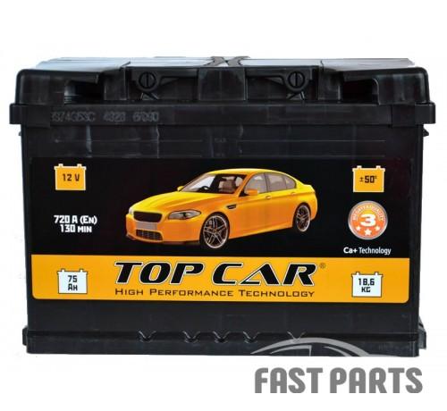 Аккумулятор TOP CAR Expert 6CT-75Ah (1)