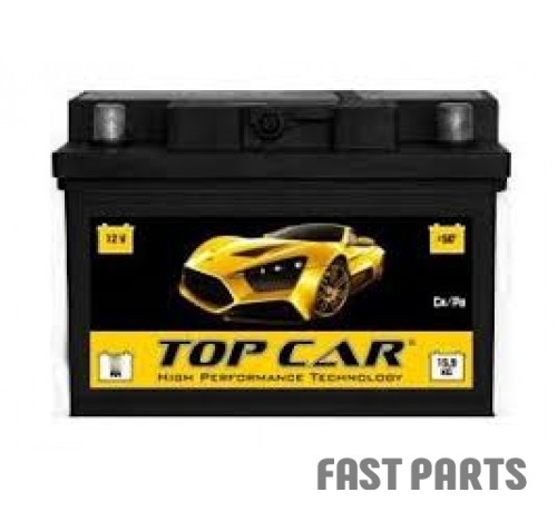 Аккумулятор TOP CAR PROFI 6CT-44Ah (1)