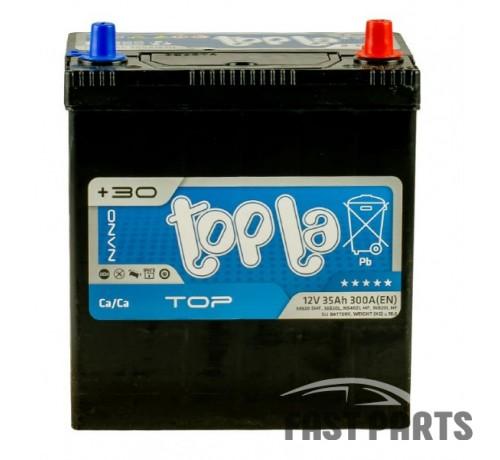 Аккумулятор Topla Energy 35Ah/300А 12V Japan Euro (0)