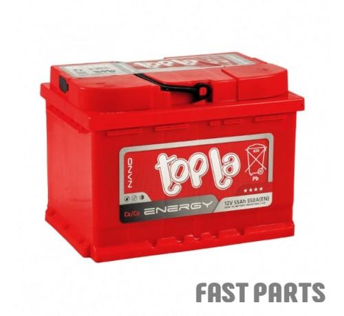 Аккумулятор Topla Energy 55Ah/550А 12V (0)