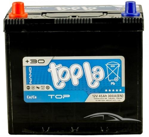 Аккумулятор Topla Top Energy 45Ah/300А 12V Japan (1)