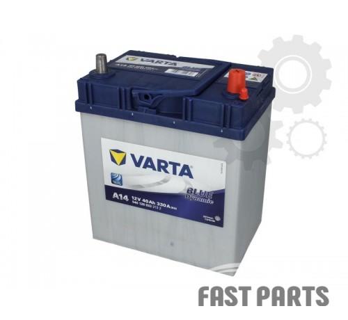 Аккумулятор VARTA B540126033 40Ah/330A