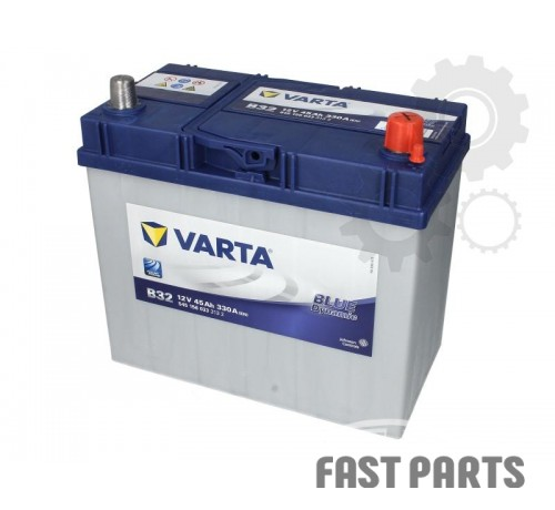 Аккумулятор VARTA B545156033 45Ah/330A