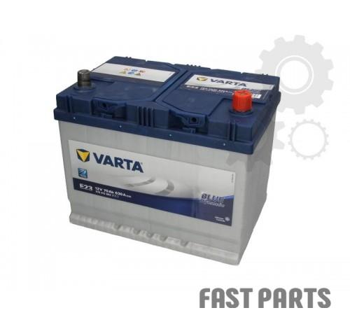 Аккумулятор VARTA B570412063 70Ah/630A