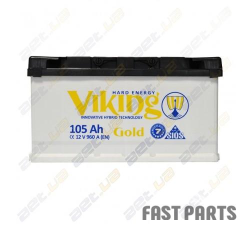 Аккумулятор VIKING Gold 6CT-105Ah (0)