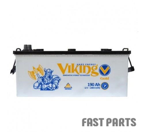 Аккумулятор VIKING Gold 6CT-200Ah (3)