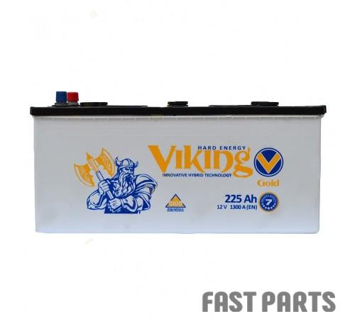 Аккумулятор VIKING Gold 6CT-225Ah (3)