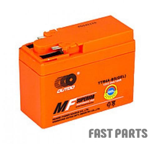 Аккумулятор OUTDO 2,3 Ah YTR4A-BS (GEL)