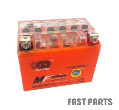 Аккумулятор OUTDO 4 Ah YTX4L-BS MF (FA)/(10х)