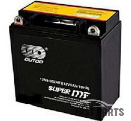 Аккумулятор OUTDO 5 Ah 12N5L-BS MF (FA)/(10х)
