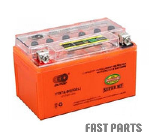 Аккумулятор OUTDO 7 Ah  YTX7A - BS (GEL)/(8х)