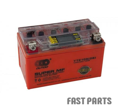 Аккумулятор OUTDO 8,6 Ah YTZ10S - BS (MF)/(8х)