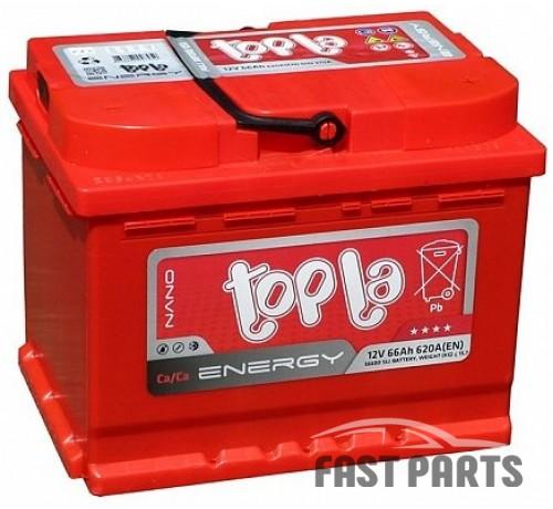Аккумулятор Topla Energy 66Ah/620А 12V Euro (0)