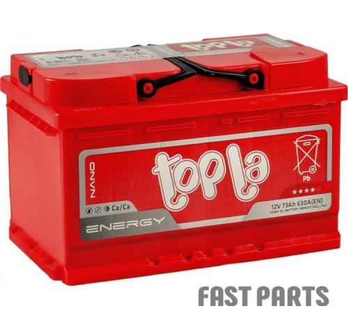 Аккумулятор Topla Energy 73Ah/630А 12V Euro (0)