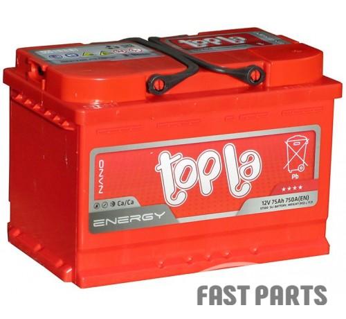 Аккумулятор Topla Energy 75Ah/700А 12V Euro (0)