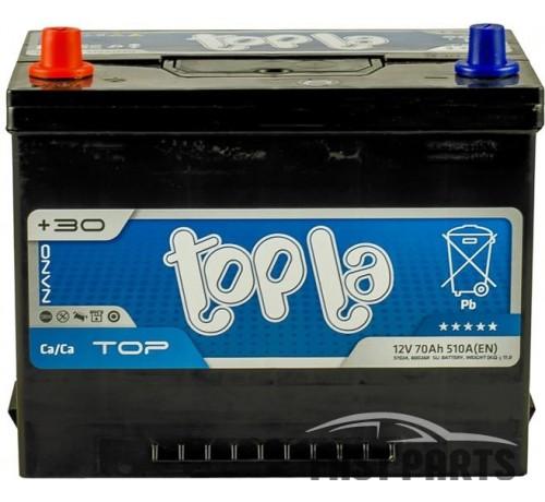 Аккумулятор Topla Top 70Ah/700А 12V Japan (1)