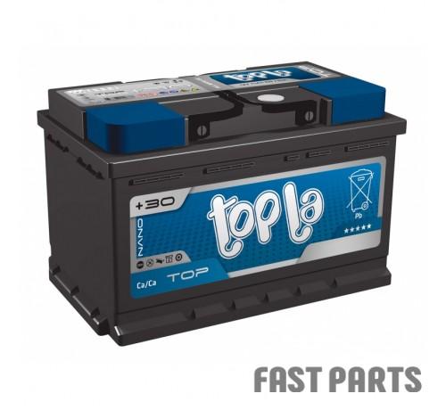 Аккумулятор Topla TOP 85 Ah/800А 12V Euro (0)