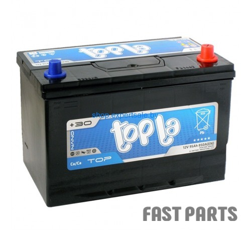 Аккумулятор Topla Top 95Ah/850А 12V  Japan (1)