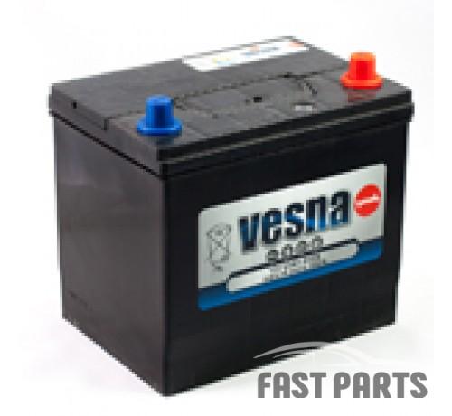 Аккумулятор Vesna 45 Ah/400А 12V Japan (0)