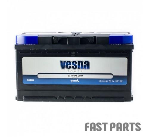 Аккумулятор Vesna Power 100 Ah/900А 12V  (0)