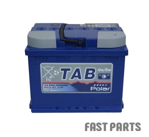 Аккумулятор TAB Polar Blue 66 Ah/620А 12V (0) Euro