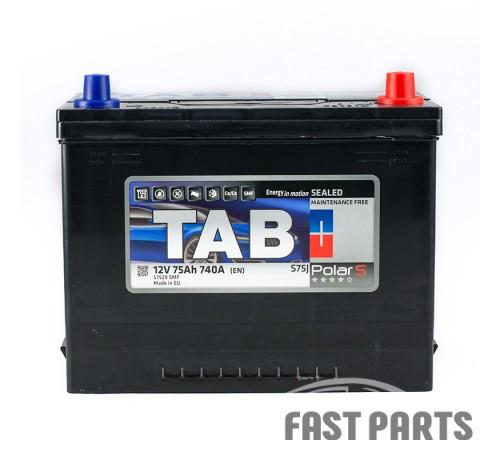 Аккумулятор TAB Polar S 75 Ah/740А 12V (0) Japan