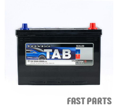 Аккумулятор TAB Polar S 95 Ah/850А 12V (0) Japan