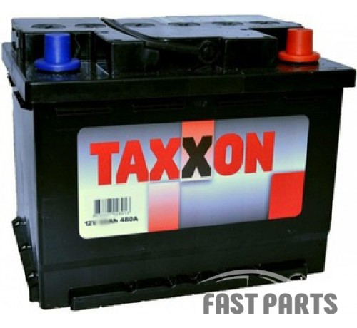 Аккумулятор Taxxon 55 Ah/480А 12V Euro (0)