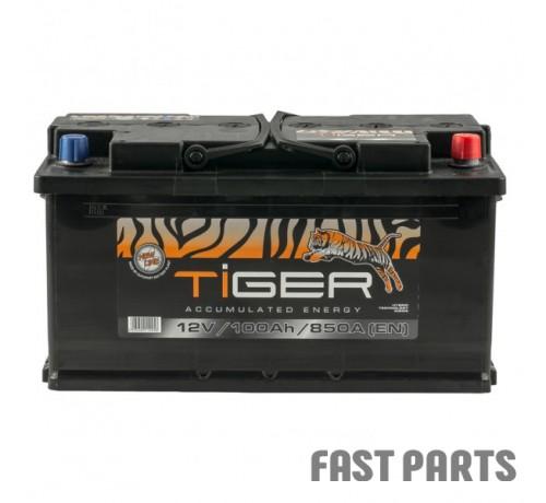 Аккумулятор Tiger 100 Ah/850А 12V Euro (0)