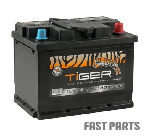 Аккумулятор Tiger 60 Ah/510А 12V Euro (0)