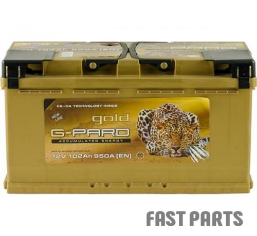 Аккумулятор Tiger Gold 102 Аh/950А 12V Euro (0)