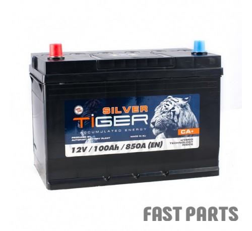 Аккумулятор Tiger Silver 100 Аh/850А 12V Japan (1)
