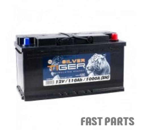 Аккумулятор Tiger Silver 110 Аh/1000А 12V Euro (0)