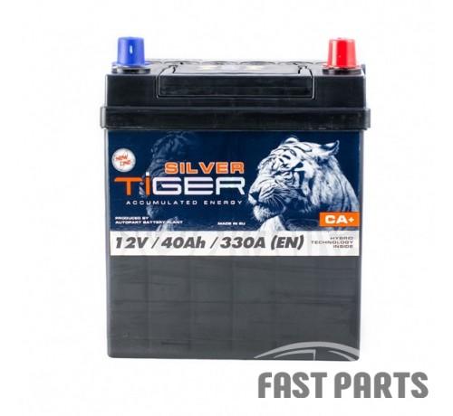 Аккумулятор Tiger Silver 40 Аh/330А 12V Japan (0)